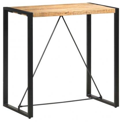 Barový stůl Howarth - 110x60x110 cm | masivní mangovníkové dřevo