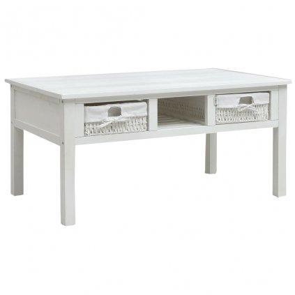 Konferenční stolek Macune - 99,5 x 60 x 48 cm | dřevo