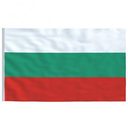 Vlajka - Bulharsko | 90x150 cm