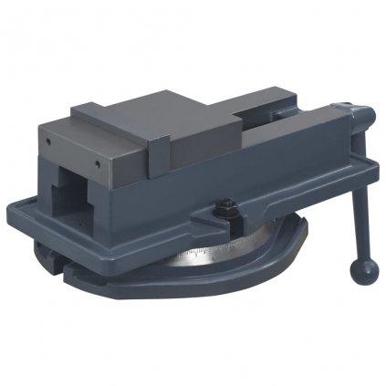 Otočný strojní svěrák - litina   100 mm