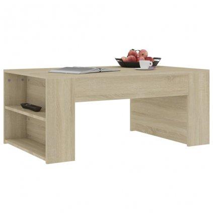 Konferenční stolek Mitchell - dub sonoma | 100x60x42 cm