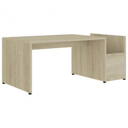 Konferenční stolek Drawin - dub sonoma | 90x45x35 cm