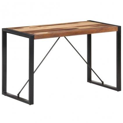 Jídelní stůl Gessler - masivní dřevo   120x60x75 cm