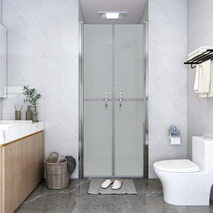 Sprchové dveře - matné - ESG   76x190 cm