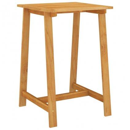 Zahradní barový stůl Legato - 70x70x104 cm | masivní akáciové dřevo