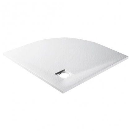 Sprchová vanička - SMC - 90x90 cm | bílá