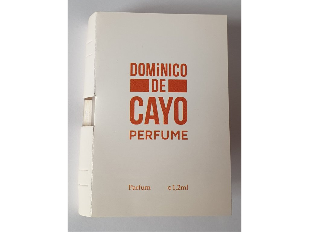 DOMiNICO DE CAYO Woman 1,2ml | Vzorek