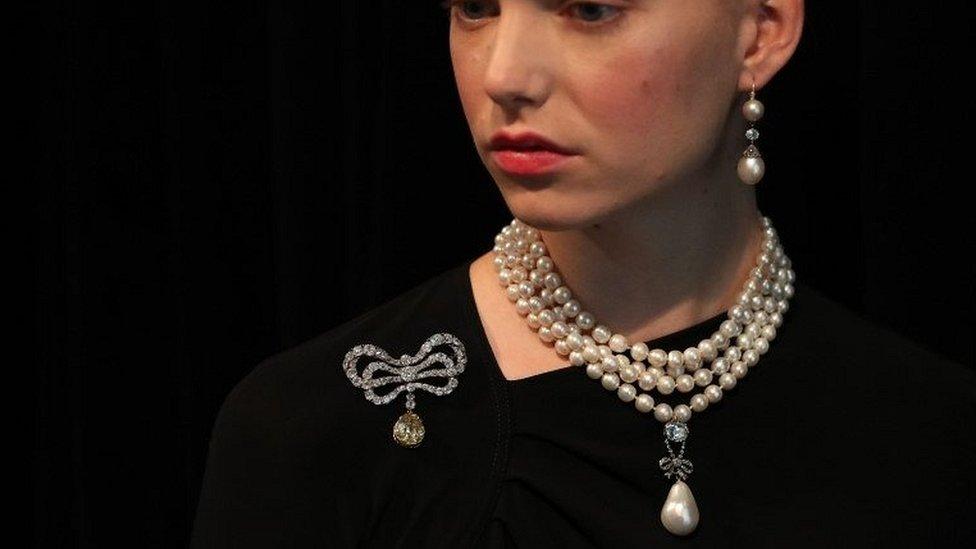 Perla královny Marie Antoinetty je nyní nejdražší na světě