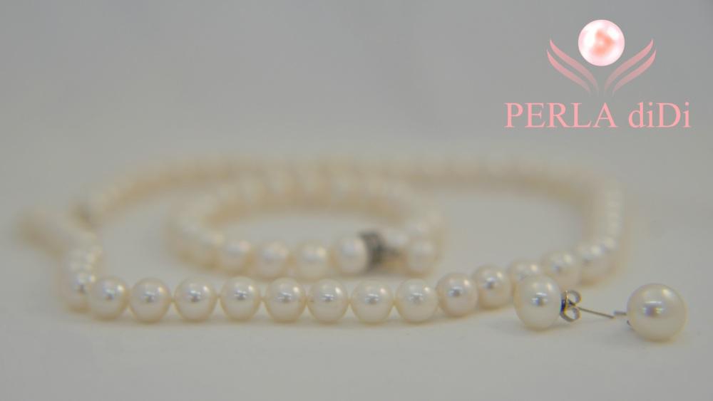 Jak vznikají perly a proč jsou kulaté?