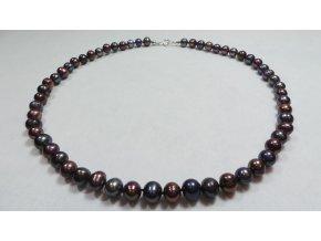 Perly náhrdelník