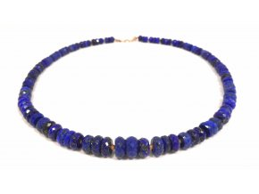 Náhrdelník lapis lazuli