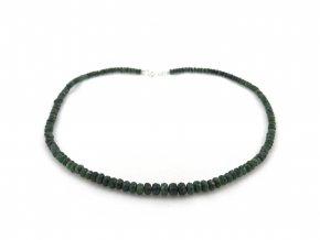 Smaragdový náhrdelník