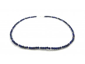 Náhrdelník malý broušený lapis lazuli
