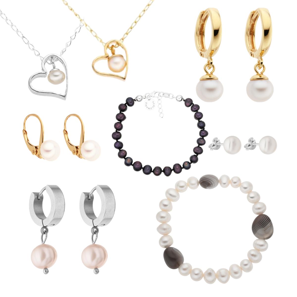 Jak vybrat perlový šperk