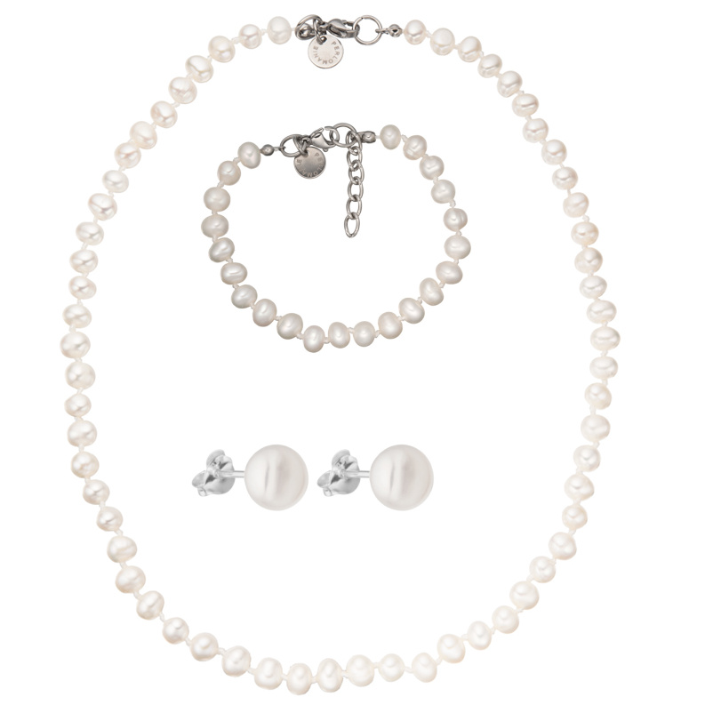 4 kroky, jak poznat pravé perly
