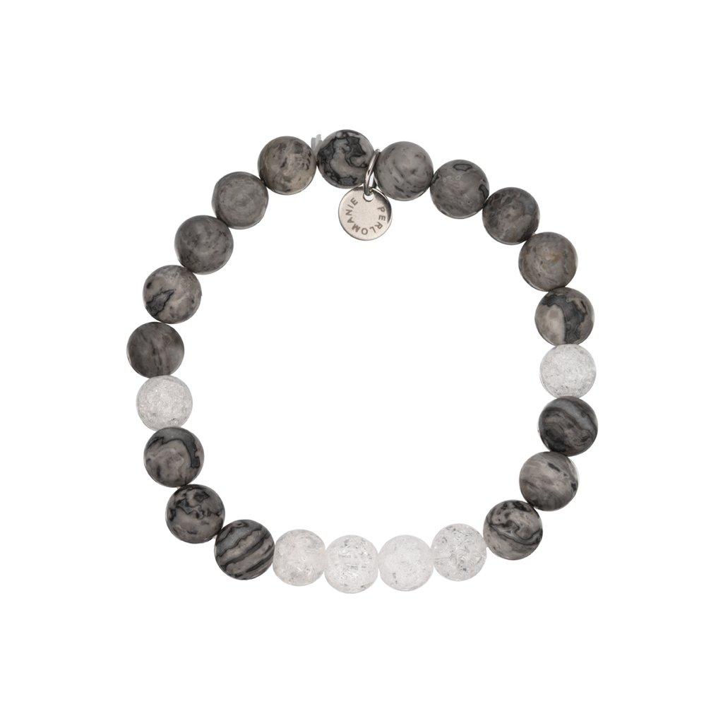 Naramek mineralni kameny praskany kristal, jaspis MN12073, Perlomanie