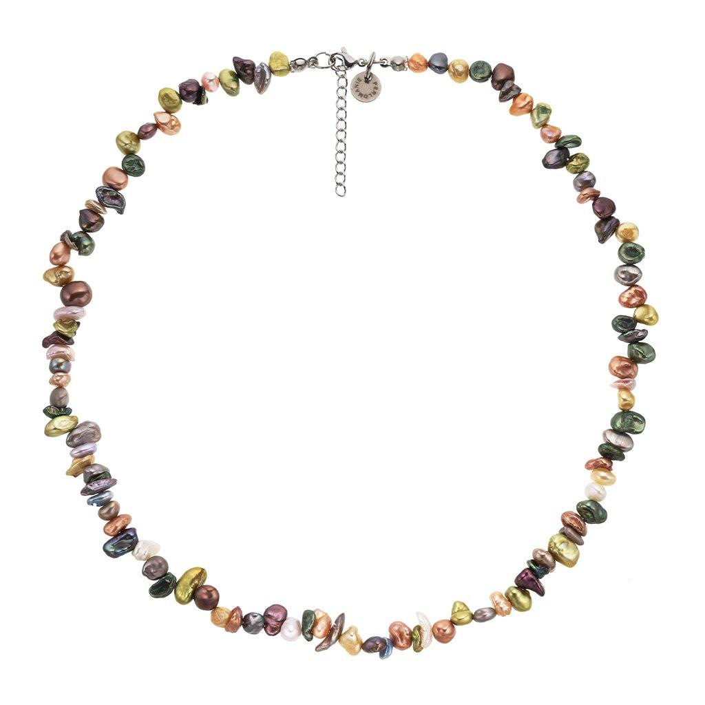 Nahrdelnik duhove perly, Perlomanie, ruzne barvy perel
