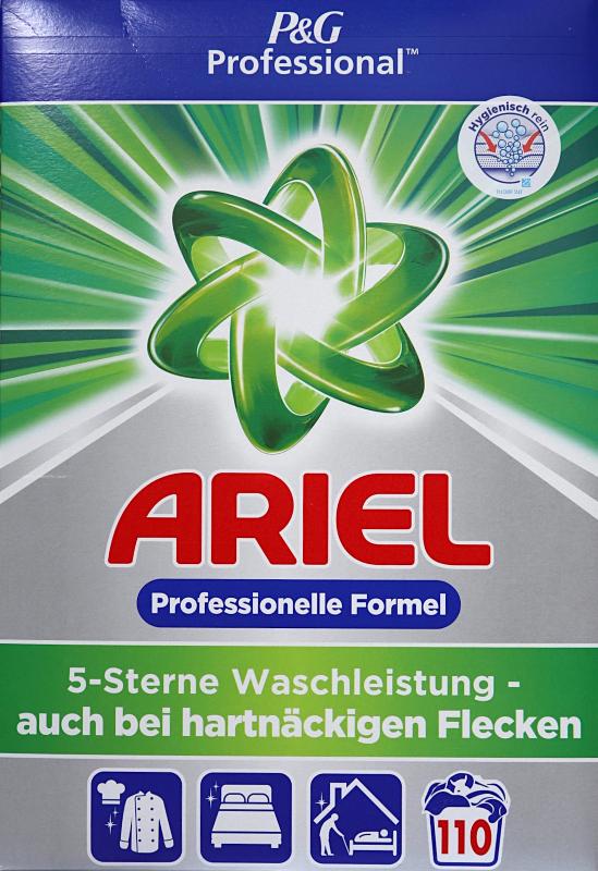Ariel Professional na bílé 110 dávek