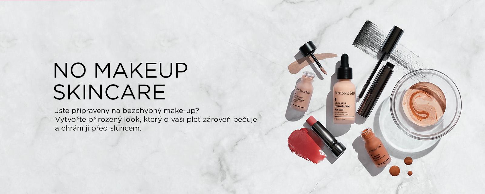 No Make up skincare