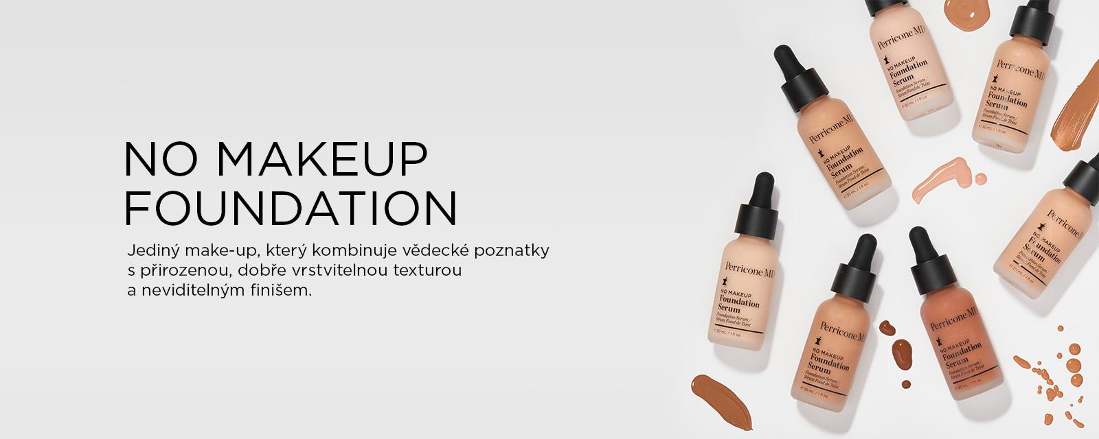 No make up foundation