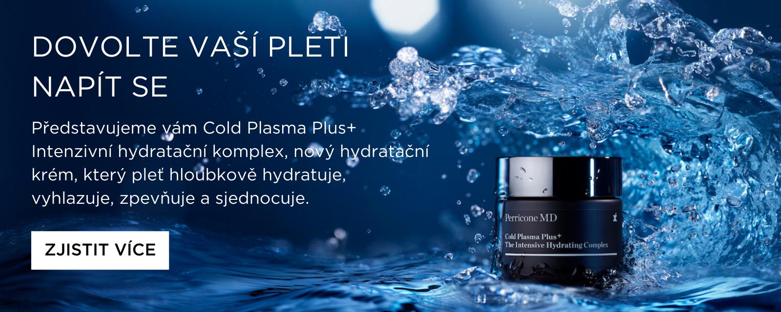 Cold Plasma Plus+ Intenzivní hydratační komplex