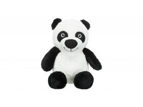 Panda, plyšová hračka pro psy, se zvukem