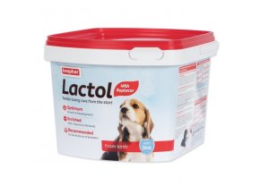 Beaphar Lactol sušené mléko pro štěňata