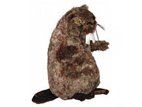 Plyšový bobr malý 27 cm