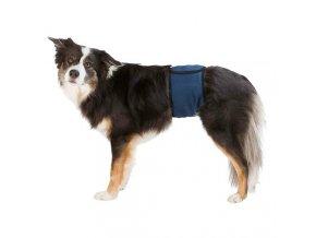 Břišní pás na podložky pro psa samce