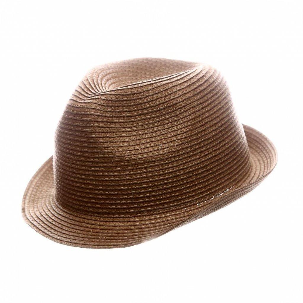 """Pánský letní klobouk """"Trilby"""""""