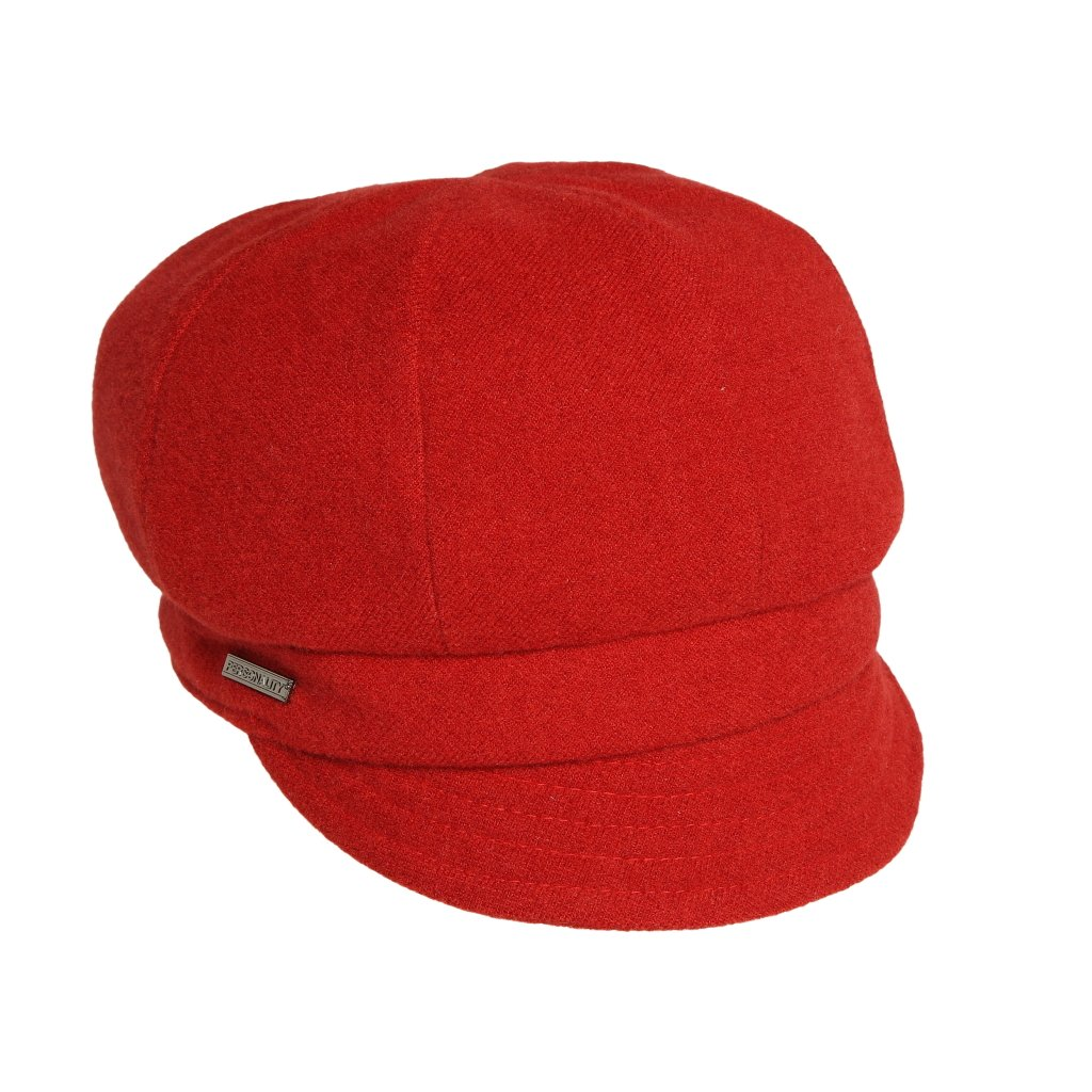 Dámská flaušová čepice
