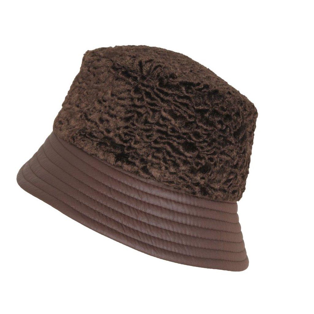 Dámský zimní klobouk