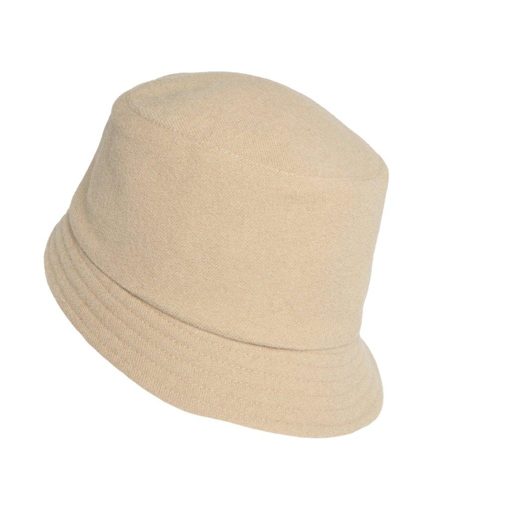 Dámský flaušový klobouk