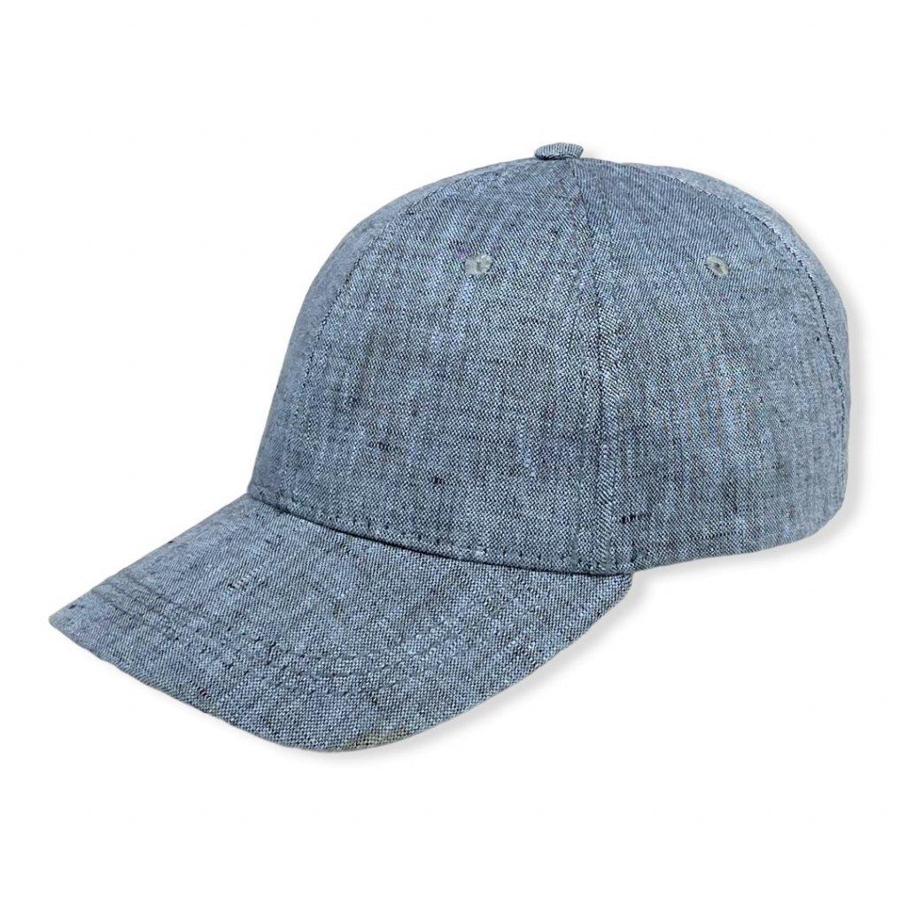 Pánská letní modrá kšiltovka