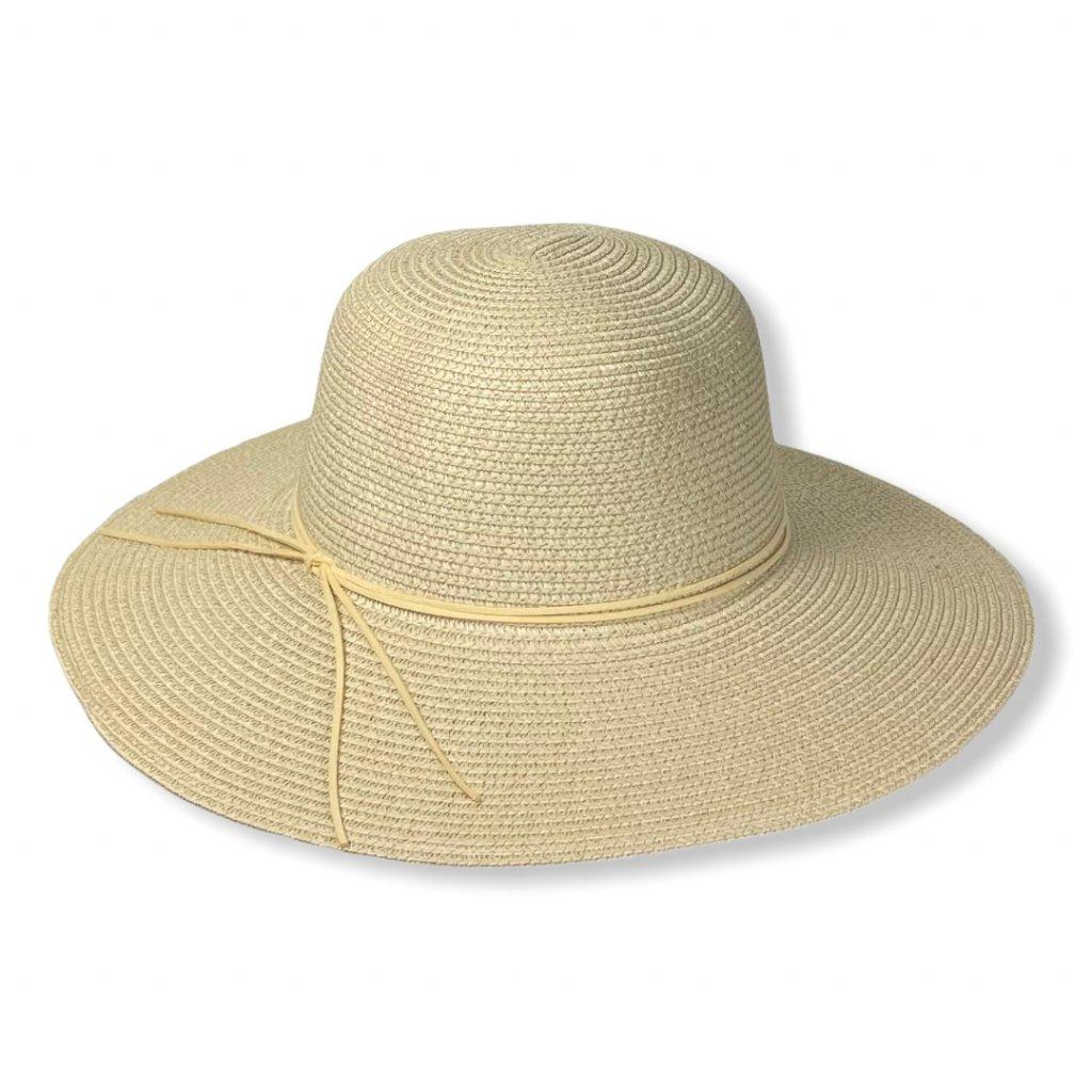 """Dámský letní klobouk """"Brim hat"""""""