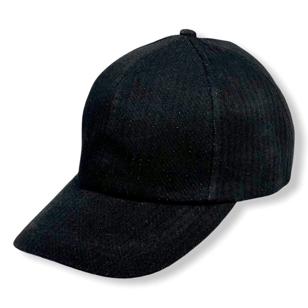 Pánská černá kšiltovka
