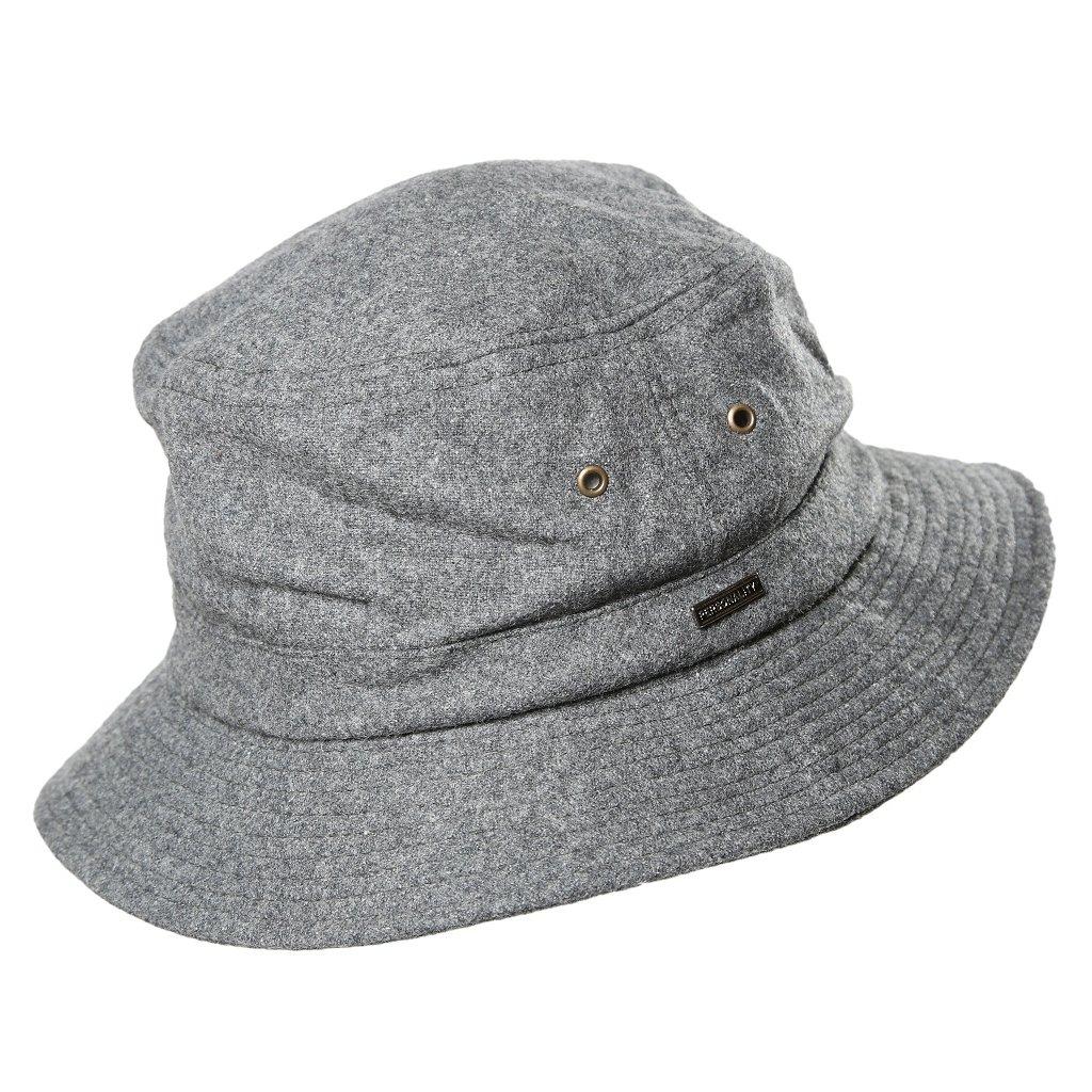 """Pánský šedý klobouk """"Bucket hat"""""""