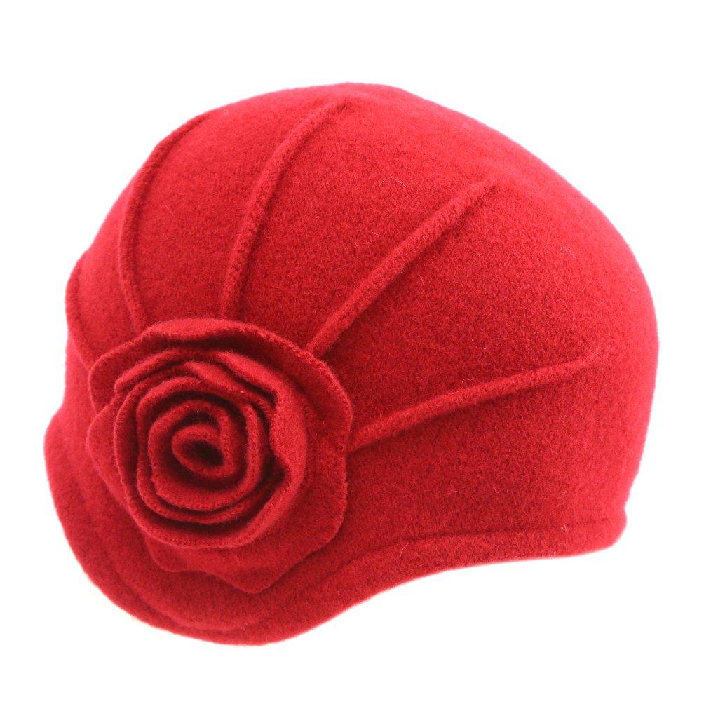 Dámská vlněná čepice