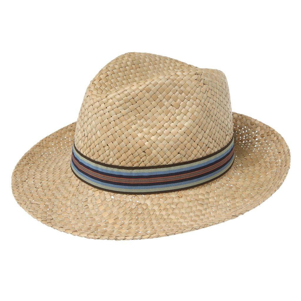 Pánský letní slaměný klobouk