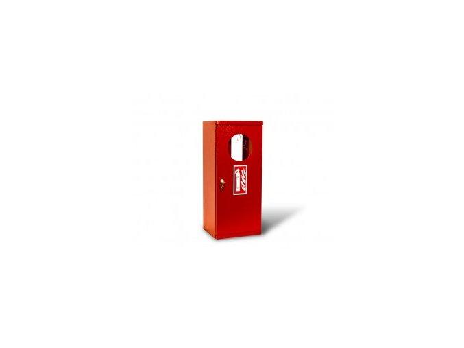 Skříňka plechová na HP P 6 kg