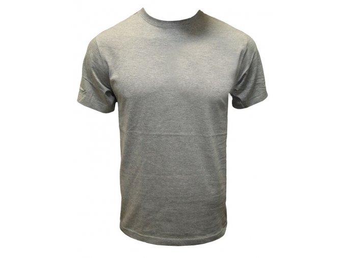 tričko šedé KR