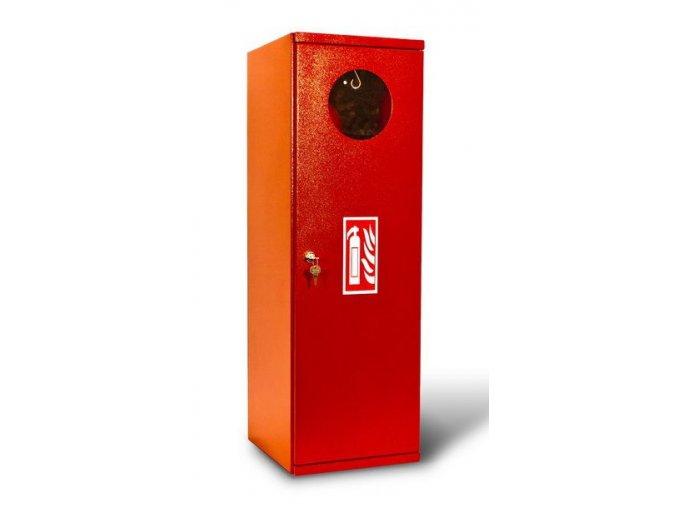 skřínka na HP CO2