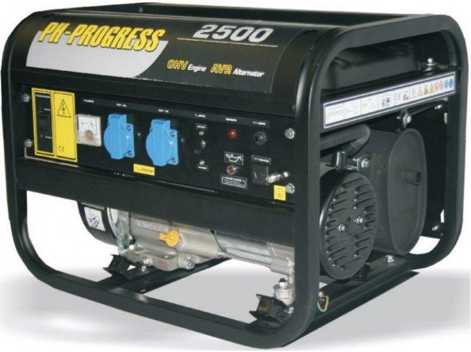 Elektrocentrála PH-PROGRESS 2500