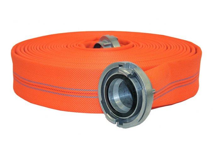 hadice b65 zásahová orange 20m spojky