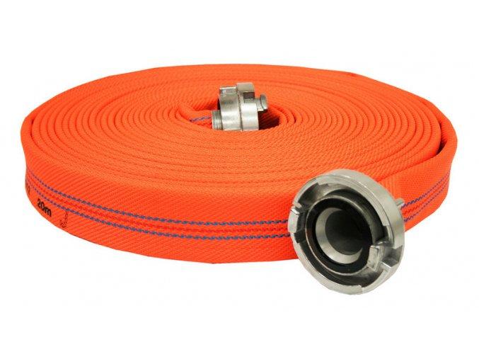 hadice c42 fire orange 20m spojky