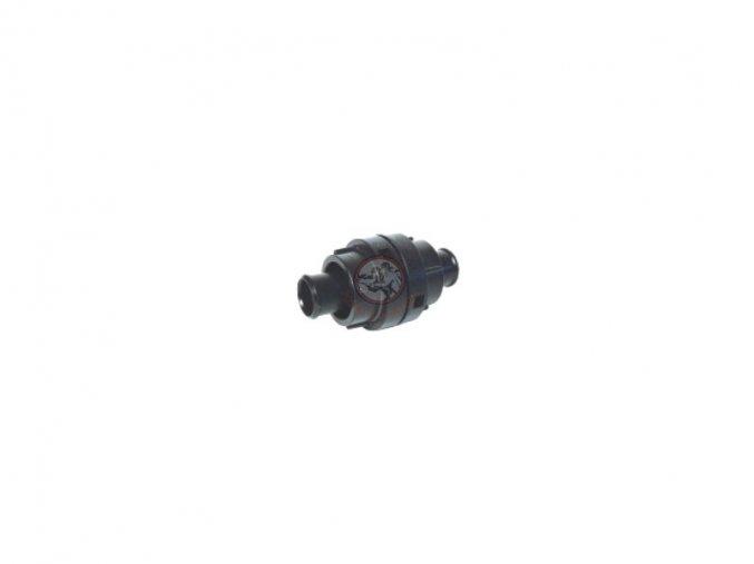 Spojka hadicová D 25 polypropylen