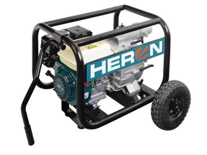 Čerpadlo motorové kalové HERON EMPH 80W