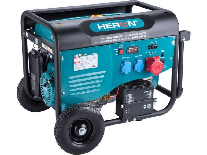 Elektrocentrála HERON EGM 30 AVR