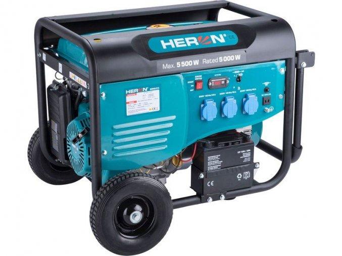 elektrocentrála Heron 13HP pro svařování I