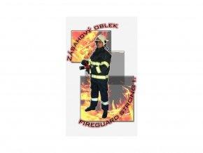 zásahový oblek fireguard trong I